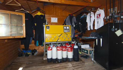Diving base Beli - Picture 21